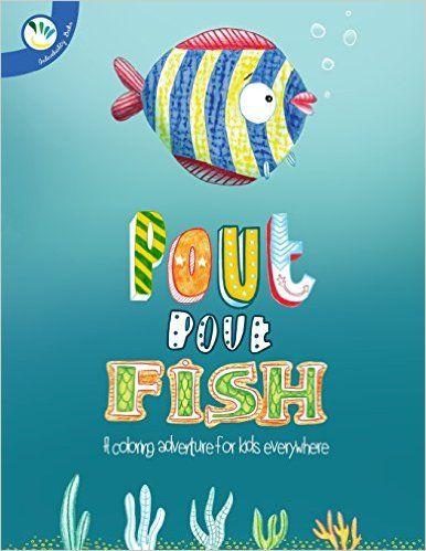 Pout Pout Fish Coloring Page