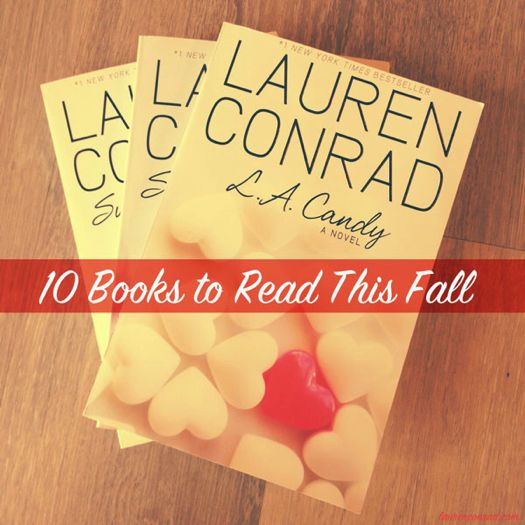 10 Books to Read this FallBook Club, Book Lists, Lauren Conrad Book, Fall Reading, New Book, 10 Book, Books To Read, Reading Lists, Tuesday Ten