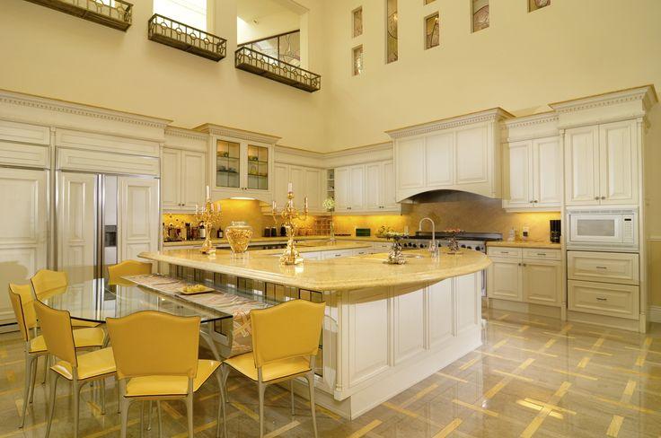 Green Kitchen Countertops Options