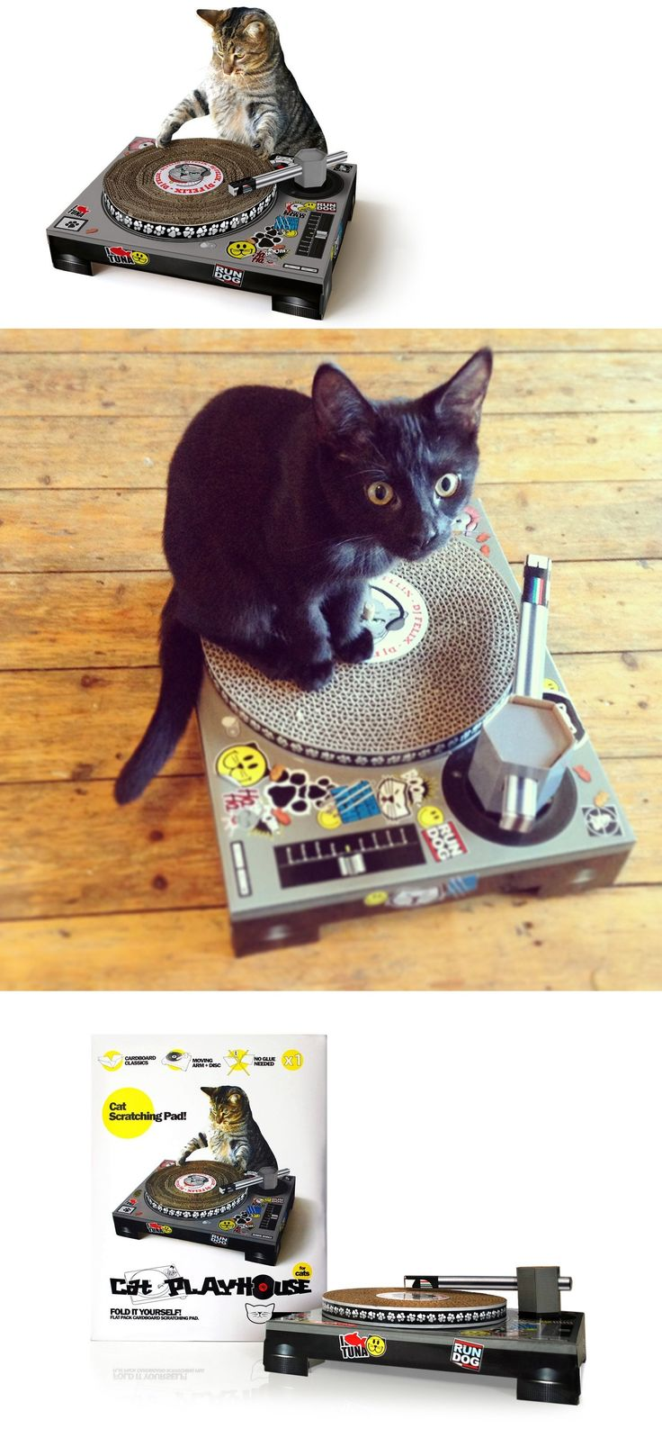 Cat DJ Deck | Craze Trend
