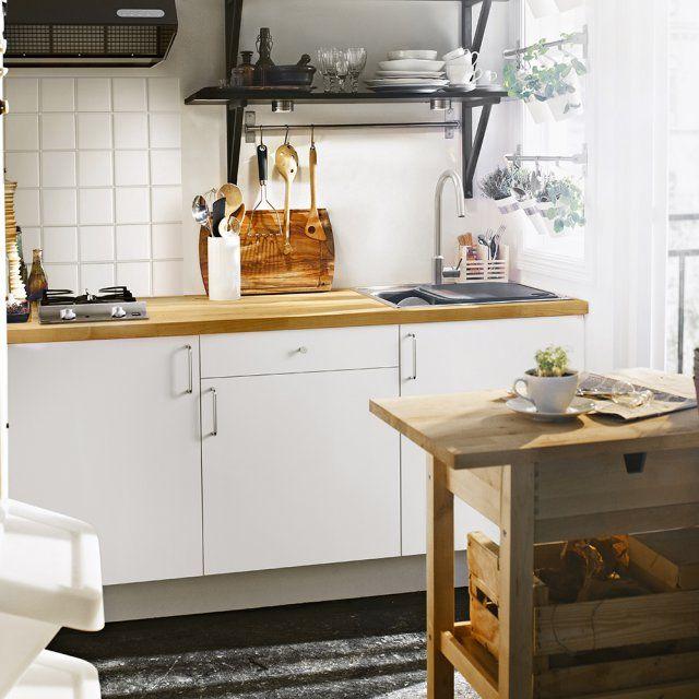 stunning coin repas dans une petite cuisine comment luamnager with ikea simulateur cuisine. Black Bedroom Furniture Sets. Home Design Ideas