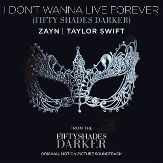 Billboard Hot 100 - Letras de Músicas - Sanderlei: I Don't Wanna Live Forever (Fifty Shades Darker) - Zayn / Taylor Swift