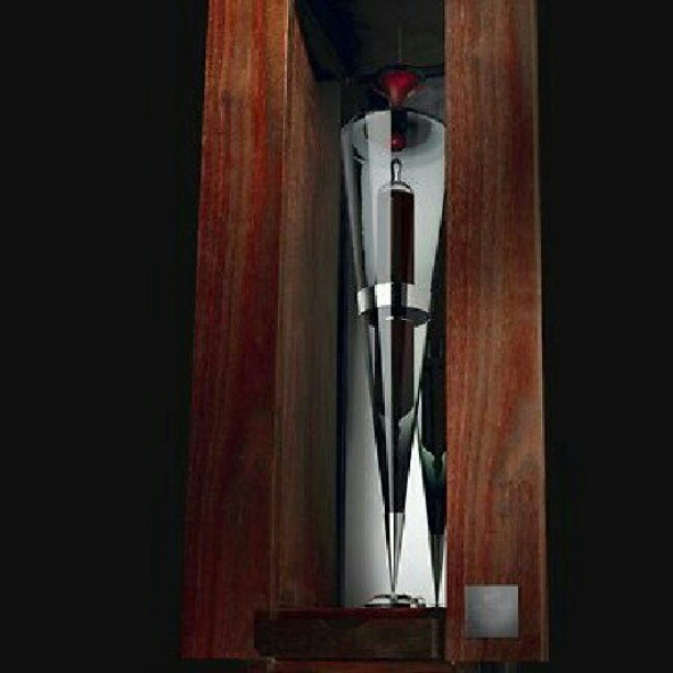 World's Most Expensive Wine: Penfold's Debuts $168,000 Bottle Enclosed In Glass