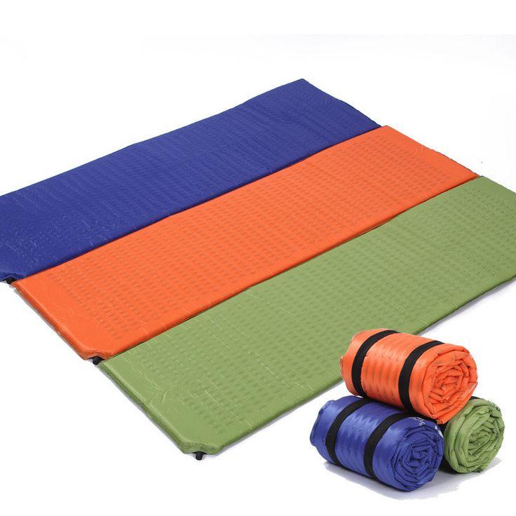 180*50*2.5CM Outdoor Inflatable Mattress Camping Mat Waterproof Cushion  Inflatable Air Mattress