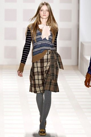 Tartan Army - fashion trend and tips on VOGUE.COM (Vogue.com UK)