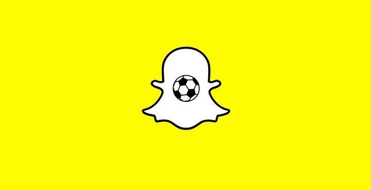 Snapchat versucht sich als Bundesliga Live-Ticker