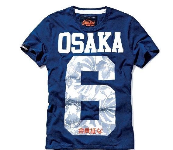 Super Dry Osaka -T-paita 39 €. Moda, 4. krs.