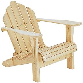 H2158 Adirondack Chair Plans