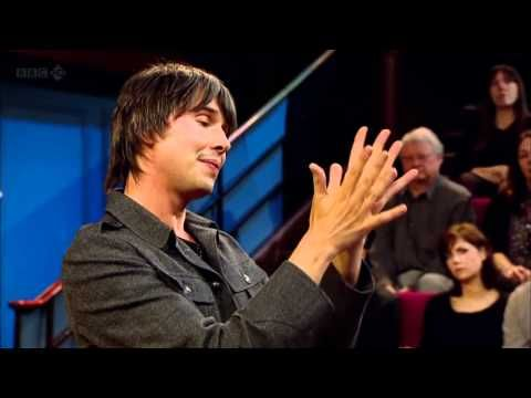 """""""In this clip from BBC's A Night With the Stars, theoretical physicist Brian Cox uses the tenets of the exclusion principle to illustrate the interconnectedness of the Cosmos, in a demonstration that is at once elegantly straightforward and utterly mind-boggling."""""""