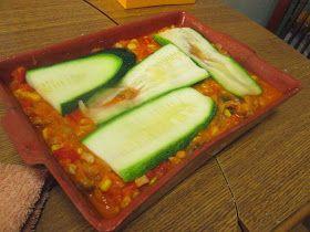 Mãos de Manteiga: Lasanha de legumes e cogumelos (vegetariana, sem lacticinios, sem hidratos de carbono*!)
