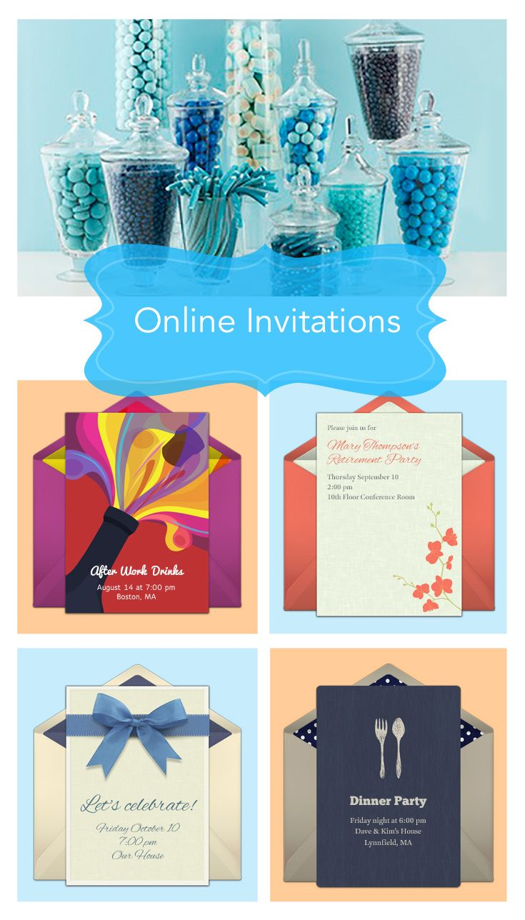 17 best ideas about online invitations on pinterest