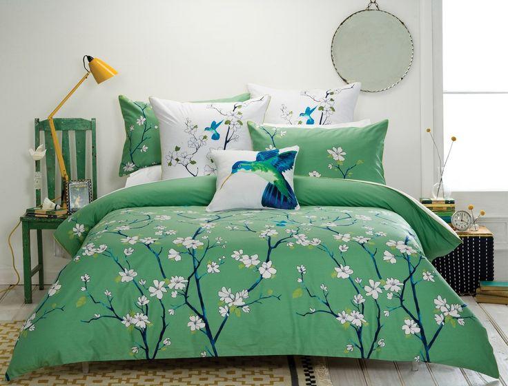 MAGNOLIA PAVILLION , Quilt Covers , Bed