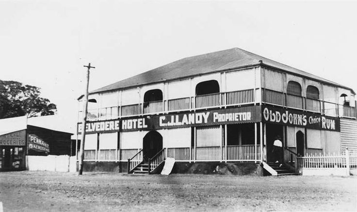Picture of / about 'Redcliffe' Queensland - Belvedere Hotel in Redcliffe, Queensland