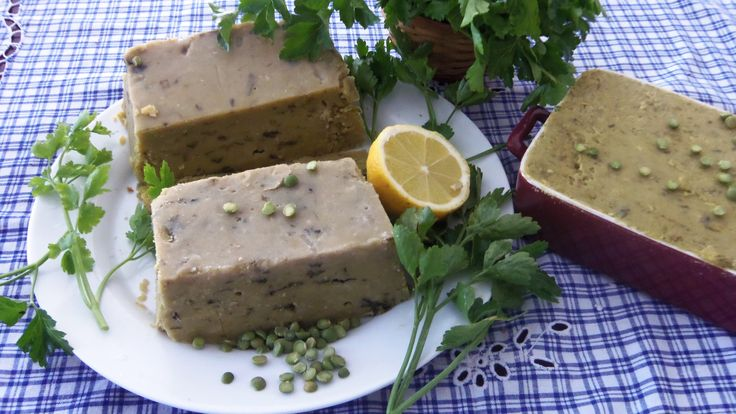 (FR) Tofu aux pois cassés   Riche en acide folique (Vitamine B9)  (EN) Split pea tofu   Rich in folic acid (Vitamin B9)     (ITA) Tofu di piselli spezzati  Ricco in acido folico (Vitamina B9)