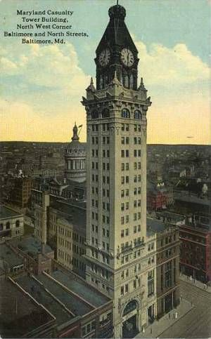 Baltimore's Tower Building