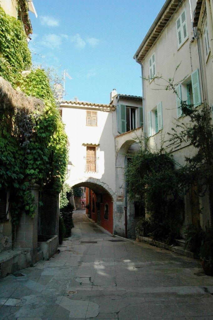 Roquebrune - Cap Martin, Alpes-Maritimes, uno scorcio di Roquebrune