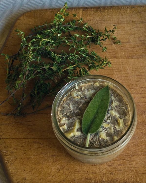 Easy Chicken Liver Pate - Holistic Squid