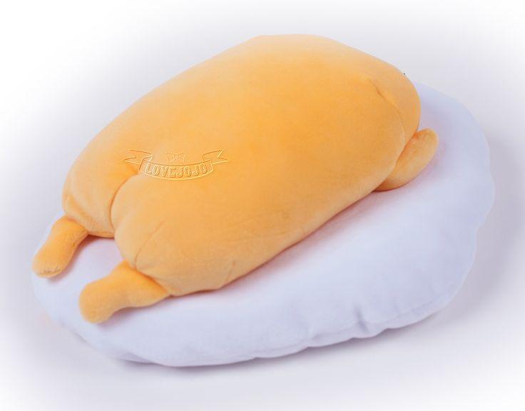 Large Gudetama Plush Sanrio | LoveJojo.com