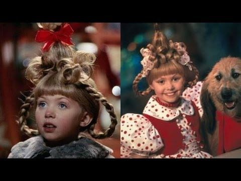 ▶ Cindy Lou Who Inspired Hair, Makeup, & Outfit - YouTube
