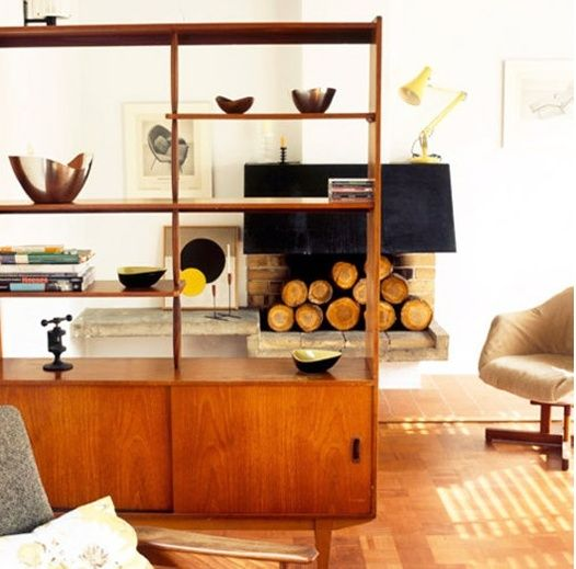25 Original Mid-Century Modern Bookcases You'll Like   DigsDigs