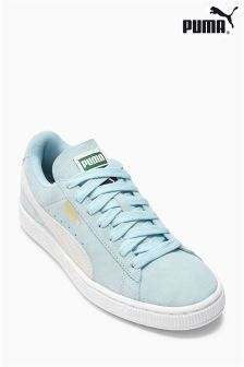 Blue Puma® Suede Classic £58
