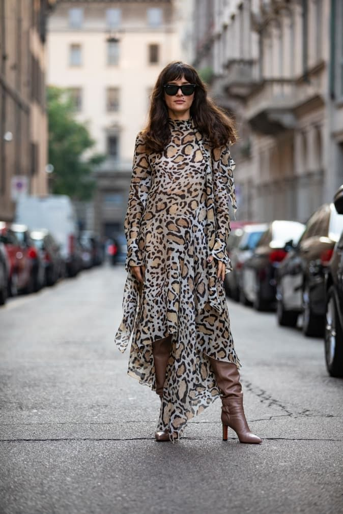 34dca7baec00 The Best Street Style Looks From Milan Fashion Week Spring 2019 ...
