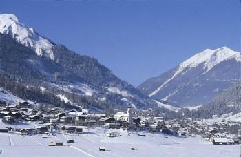 Lermoos, Austria. Glacier skiing. Hard but worth it.