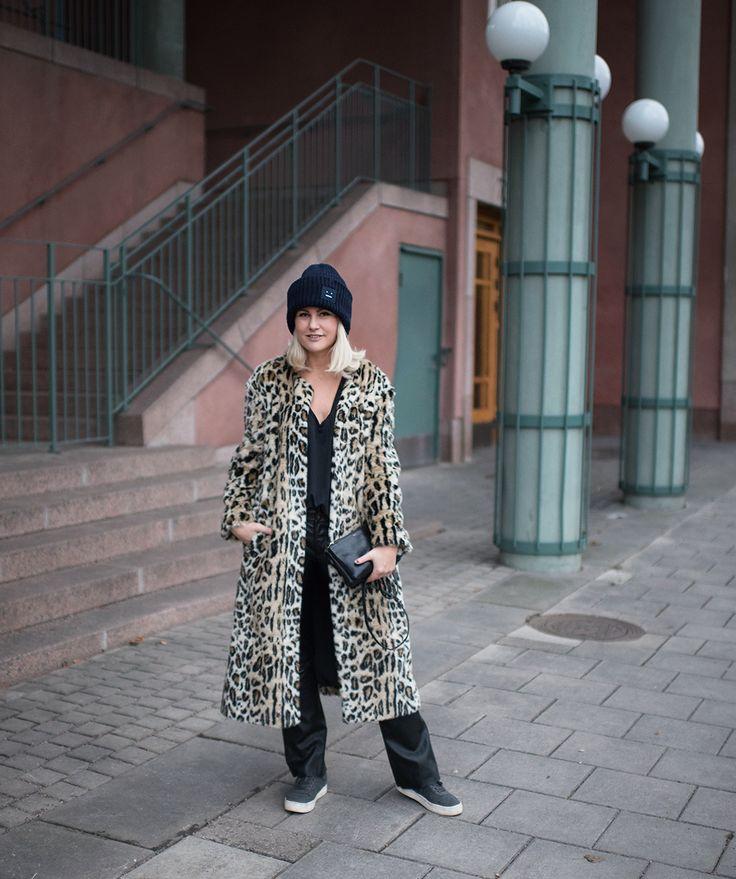 Frida Fahrman in Rockandblue