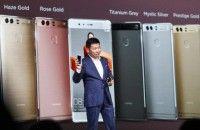 Smartphone Huawei China Kuasai Pasar dunia
