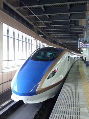 JR東日本 【北陸新幹線・E7系】|おじゃかんばん『鉄道の写真日記』