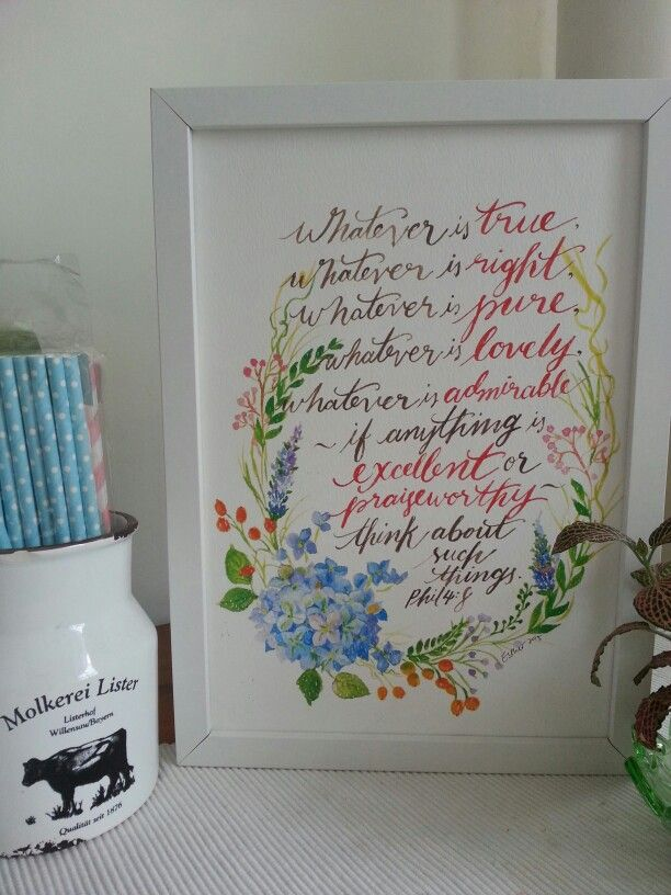 To See More Of My Latest Florals And Calligraphy Visit Instagram Estherpeck
