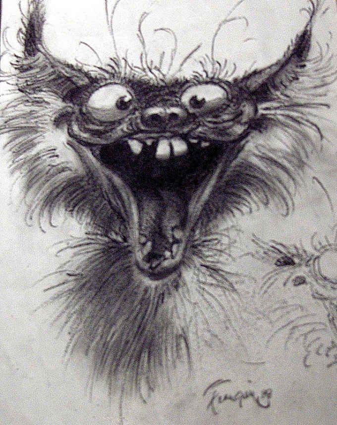 Les monstres de Franquin                                                                                                                                                                                 Plus