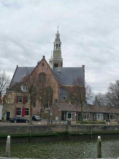 Kerk maassluis