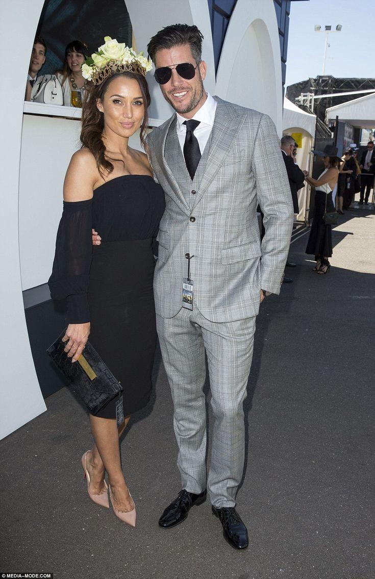 Bachelor couple: Snezana Markoski and Sam Wood from The Bachelor Australia's third season ...