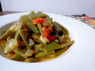Wat ik gegeten heb: Surinaamse snijbonen