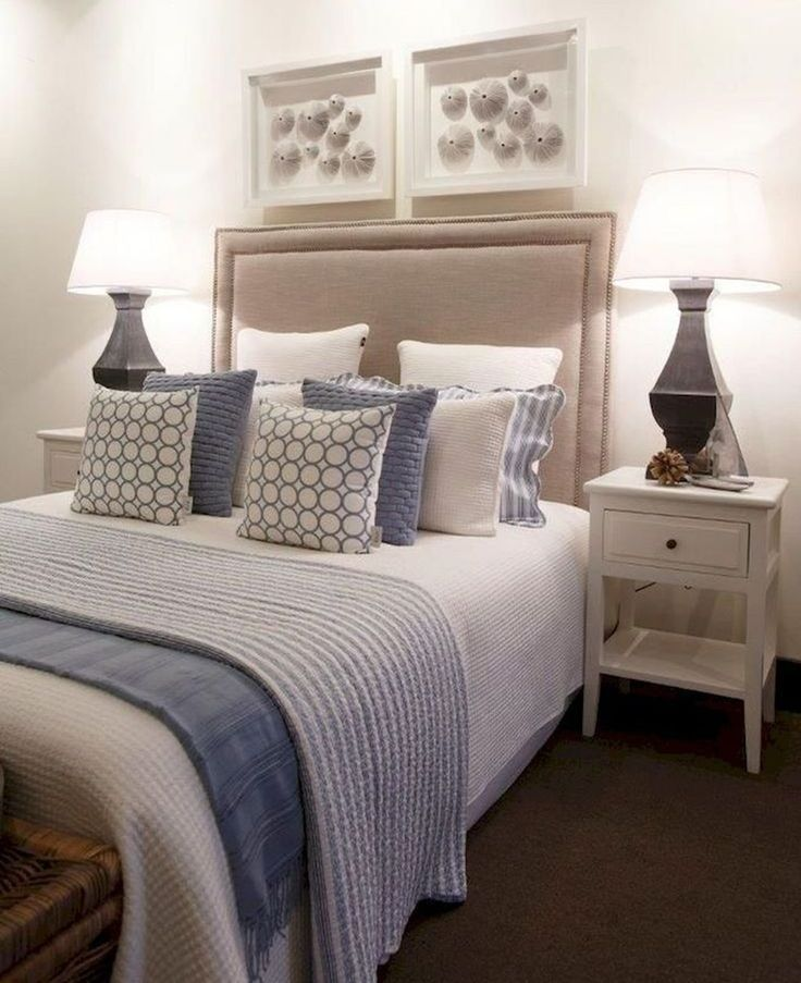 20 Perfect Coastal Bedroom Decorating Ideas To Apply Asap In 2020