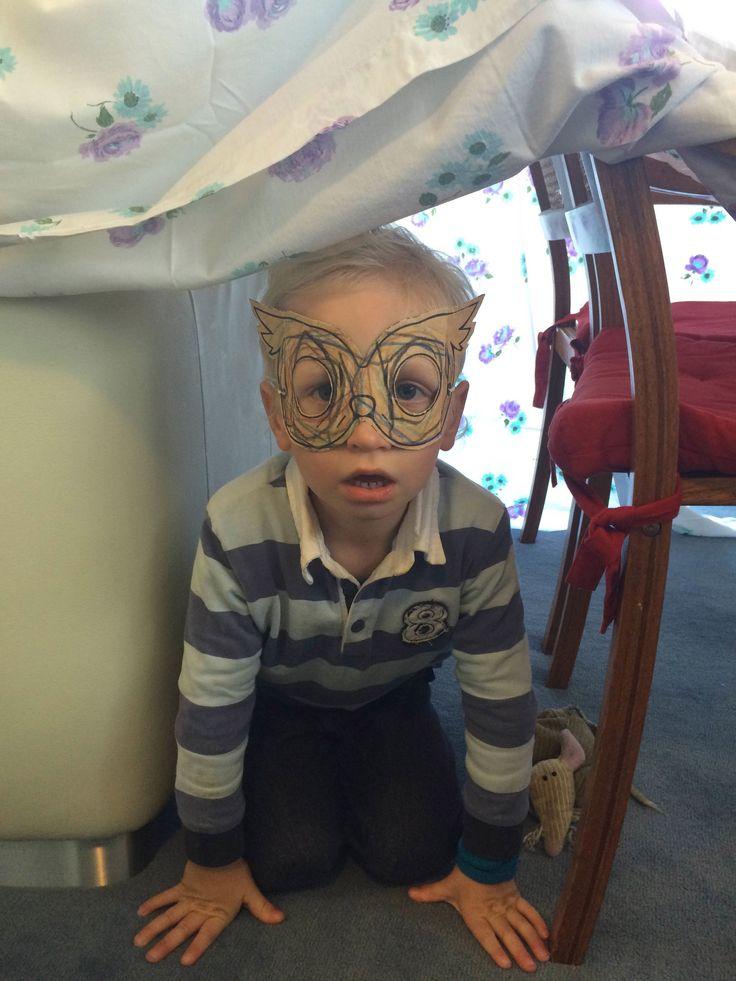 luis, age 3