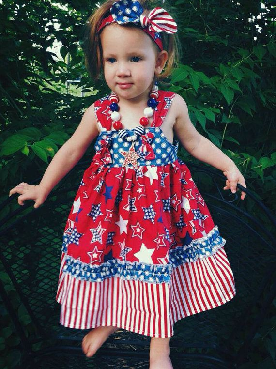 fourth of july long dress