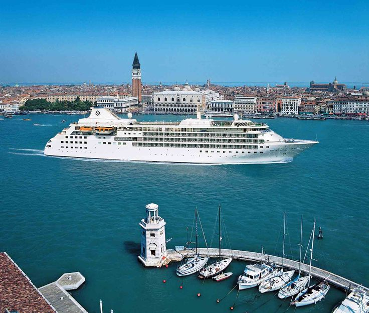 Our favorite Premium Cruise Lines include Crystal Cruises, Regent Seven Seas, Silversea (picture), Seabourn and Sea Dream Yacht Club.  http://www.kingsbridgetravel.com/luxury-cruise-lines/