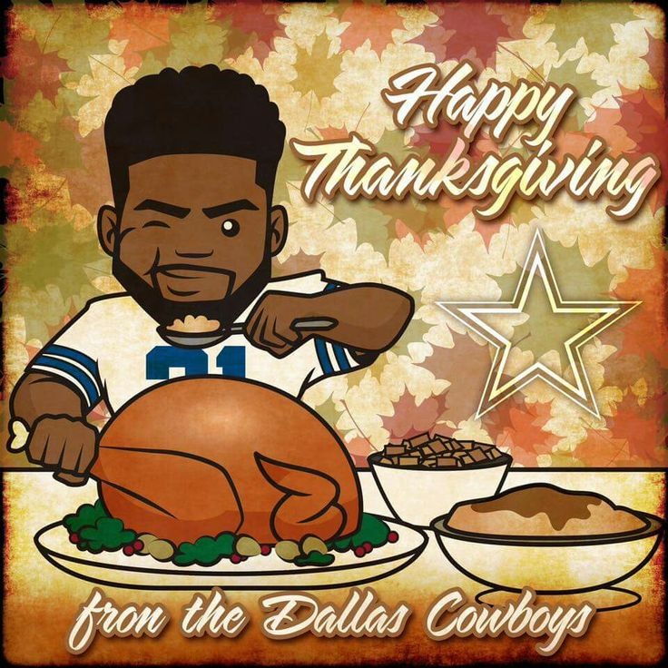 Happy Thanksgiving Cowboys Family