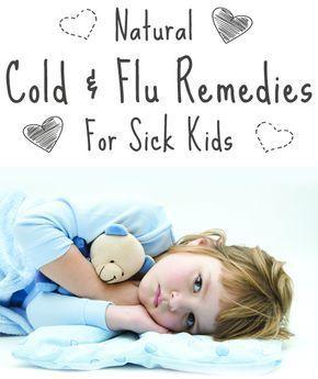 Cool Influenza Remedies All Natural Treatments