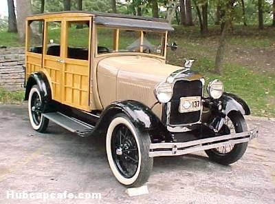 1929 Ford Model A Station Wagon..Re-pin..Brought to you by #HouseInsurance #EugeneOregon Insurance for #cars old and new.