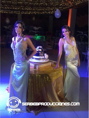Manuela y Valentina