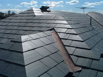Exceptional Slate Roofs Have A Cost Range Of 15 Dollars To 30 Dollars Per Square Foot  Installed