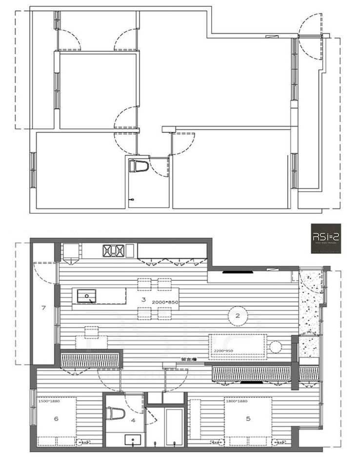 150 Scale Template Stencil Drawing templates, Interior