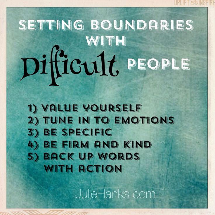 Biblical Dating Principles for Drawing Boundaries - Boundless