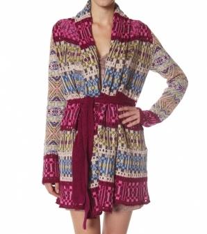Odd Molly Ego Trip Knit Coat