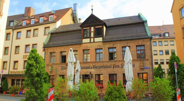 Steichele Hotel & Weinrestaurant Nürnberg This family-run hotel offers traditional Franconian food and a 24-hour reception. It stands in the historic centre of Nuremberg, 2 underground stops from Nuremberg Central Station.