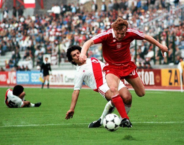 Zbigniew Boniek, Poland (1976–1988, 80 caps, 24 goals)