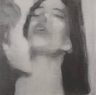 """Saatchi Art Artist Chris De Becker; Painting, """"Two girls"""" #art"""